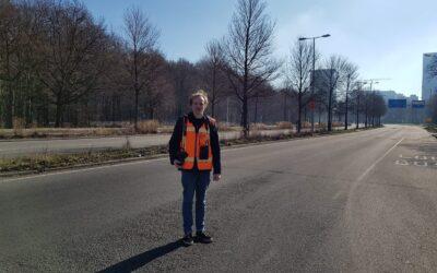 De hele Utrechtsebaan voor ecologisch onderzoek door Aqua-Terra Nova B.V.!